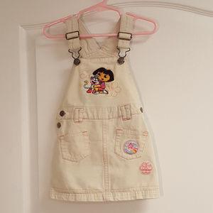 Dora the Explorer Overall dress